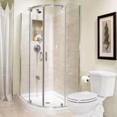 Comfy Bathroom Design Ideas With Shower Concept 19