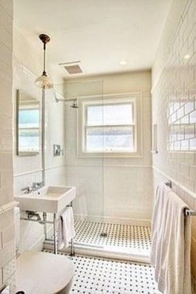 Comfy Bathroom Design Ideas With Shower Concept 23