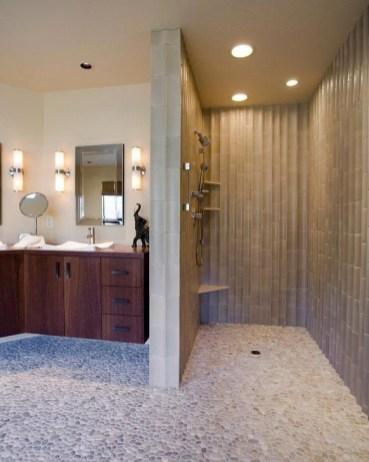 Comfy Bathroom Design Ideas With Shower Concept 43