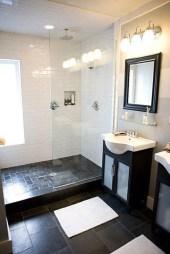 Comfy Bathroom Design Ideas With Shower Concept 45