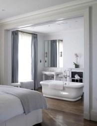 Comfy Bathroom Design Ideas With Shower Concept 46
