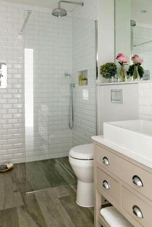 Comfy Bathroom Design Ideas With Shower Concept 51