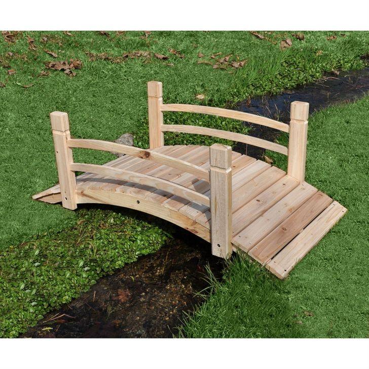 Cool Garden Bridge Ideas You Will Totally Love 06