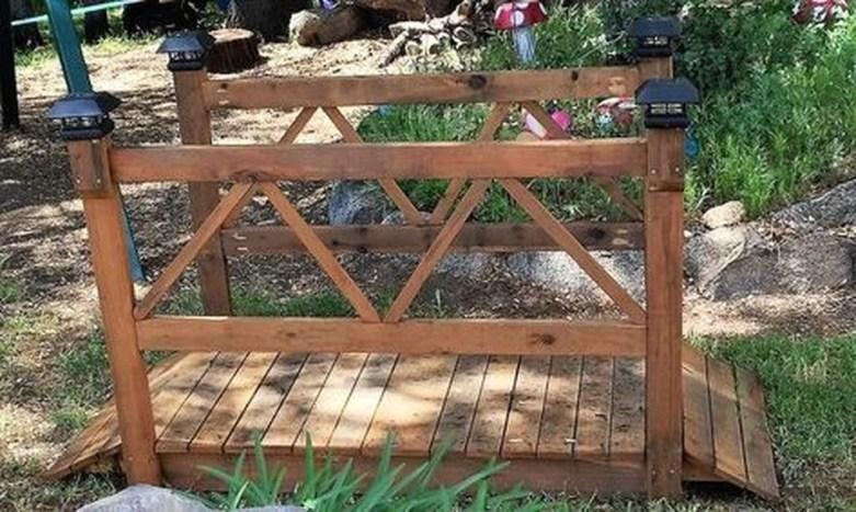 Cool Garden Bridge Ideas You Will Totally Love 12