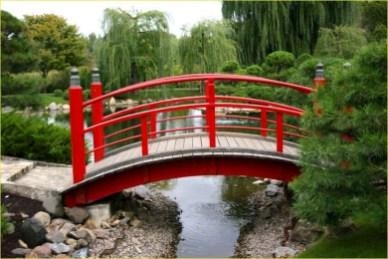 Cool Garden Bridge Ideas You Will Totally Love 15