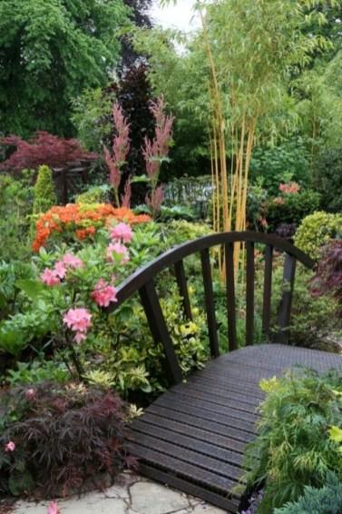 Cool Garden Bridge Ideas You Will Totally Love 29