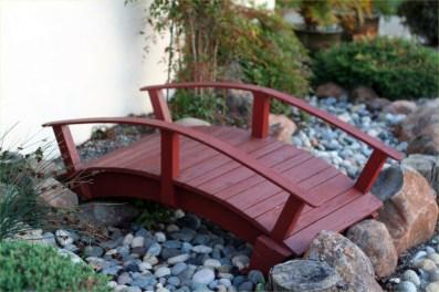 Cool Garden Bridge Ideas You Will Totally Love 35