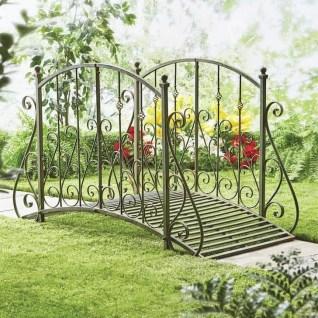 Cool Garden Bridge Ideas You Will Totally Love 44