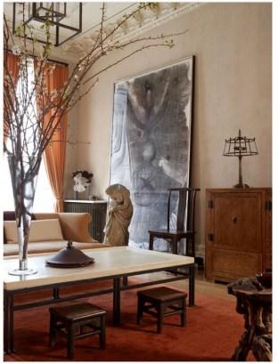 Cozy Asian Dining Room Design Ideas 03