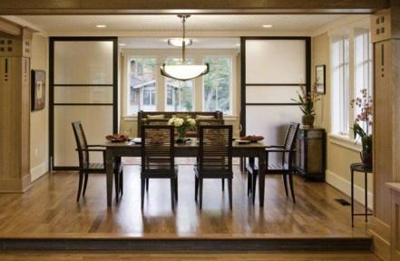 Cozy Asian Dining Room Design Ideas 04