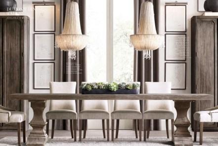 Cozy Asian Dining Room Design Ideas 05