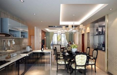 Cozy Asian Dining Room Design Ideas 11