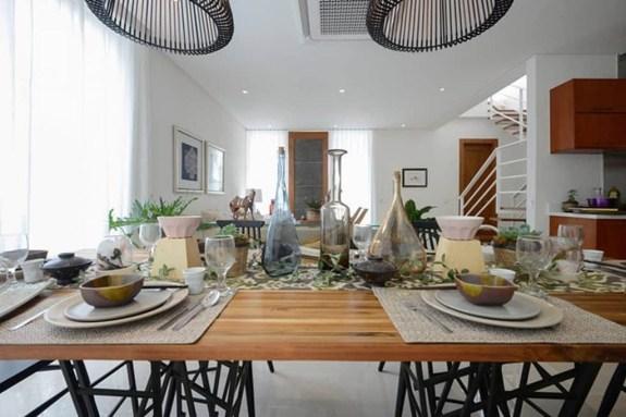 Cozy Asian Dining Room Design Ideas 14