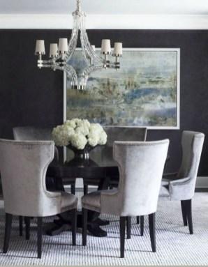 Cozy Asian Dining Room Design Ideas 15