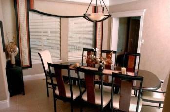 Cozy Asian Dining Room Design Ideas 26