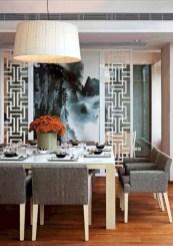 Cozy Asian Dining Room Design Ideas 39