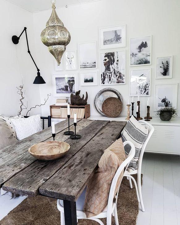 Cozy Asian Dining Room Design Ideas 41