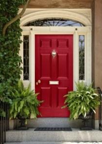 Creative Front Door Flowers Pot Ideas 27