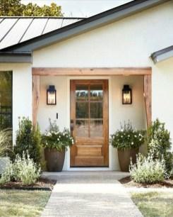 Creative Front Door Flowers Pot Ideas 39