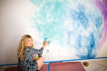Gorgeous Wall Painting Ideas That So Artsy 13