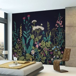 Gorgeous Wall Painting Ideas That So Artsy 42