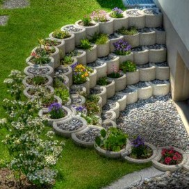 Inspiring Backyard Landscaping Ideas For Your Home 01