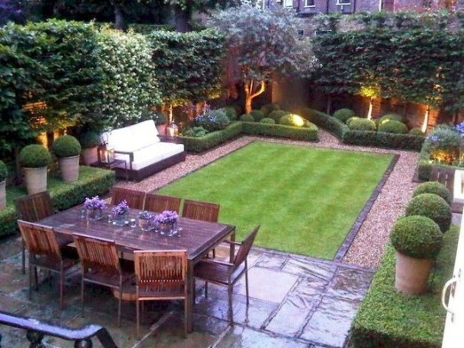 Inspiring Backyard Landscaping Ideas For Your Home 31