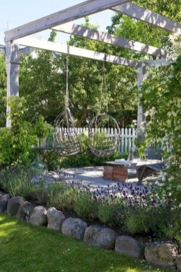 Inspiring Backyard Landscaping Ideas For Your Home 32