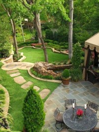 Inspiring Backyard Landscaping Ideas For Your Home 33