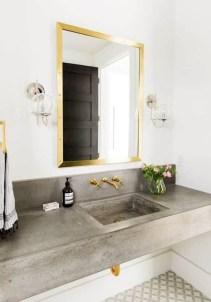 Luxurious Bathroom Mirror Design Ideas For Bathroom 36