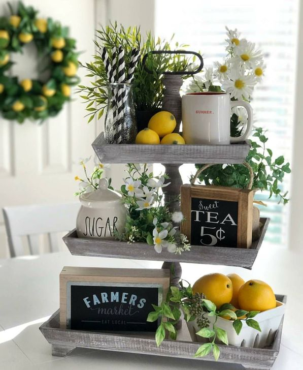 Marvelous Summer Decoration Ideas For Inspiration 16
