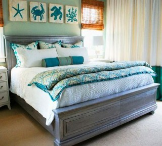 Outstanding Beach Decoration Ideas For Bedroom 01