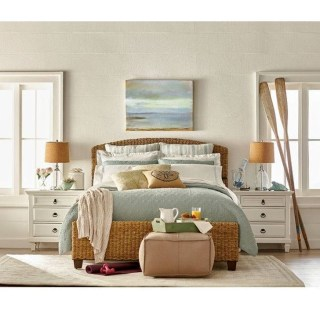 Outstanding Beach Decoration Ideas For Bedroom 02