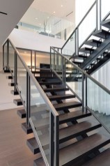 Perfect Glass Staircase Design Ideas 01
