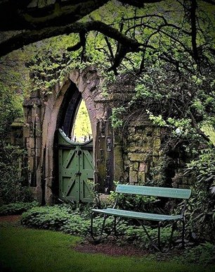 Romantic Backyard Garden Ideas You Should Try 16