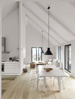 Rustic Wooden Flooring Ideas For The New House 39