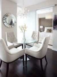 Simple Dining Room Design Ideas For Small Space 09