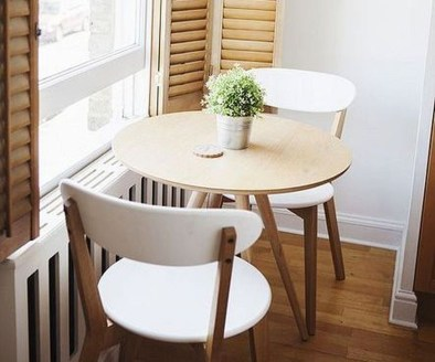 Simple Dining Room Design Ideas For Small Space 30
