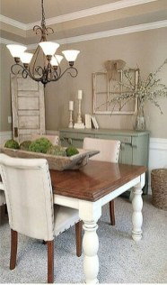 Simple Dining Room Design Ideas For Small Space 35