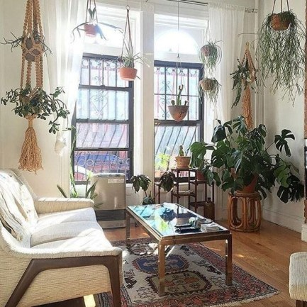 Totally Inspiring Bohemian Apartment Decor On A Budget 37