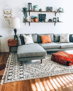 Totally Inspiring Bohemian Apartment Decor On A Budget 51