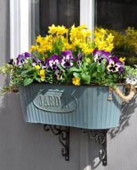 Wonderful Window Box Planters Yo Beautify Up Your Home 12