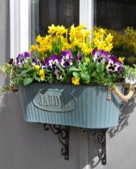 Wonderful Window Box Planters Yo Beautify Up Your Home 12
