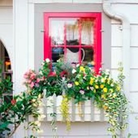 Wonderful Window Box Planters Yo Beautify Up Your Home 16