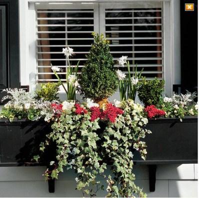 Wonderful Window Box Planters Yo Beautify Up Your Home 24