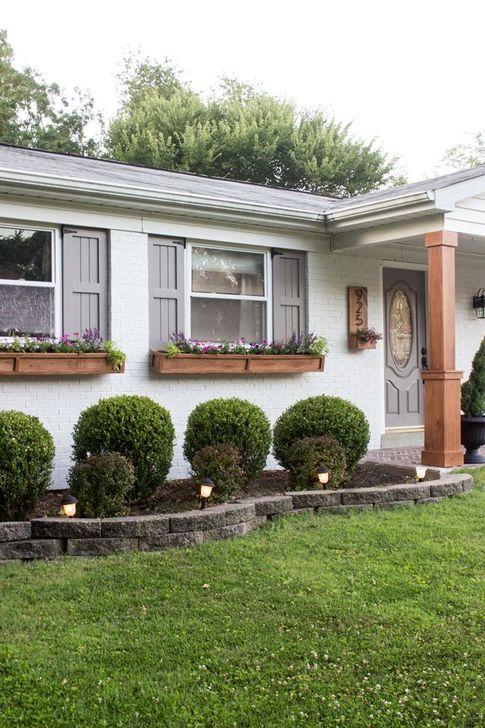 Wonderful Window Box Planters Yo Beautify Up Your Home 42