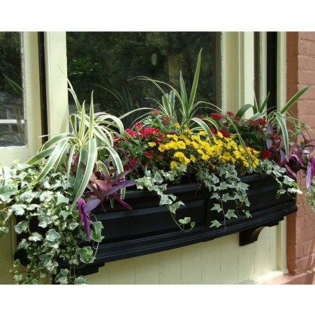 Wonderful Window Box Planters Yo Beautify Up Your Home 44