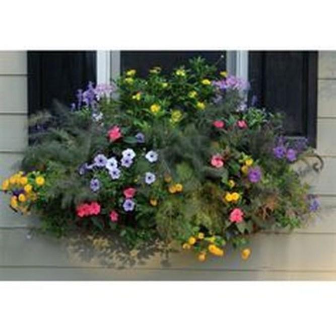 Wonderful Window Box Planters Yo Beautify Up Your Home 49
