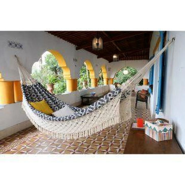 Affordable Backyard Hammock Decor Ideas For Summer Vibes 13