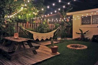 Affordable Backyard Hammock Decor Ideas For Summer Vibes 22